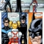 Batman and Nightwing discipline Harley Quinn – Part 1!