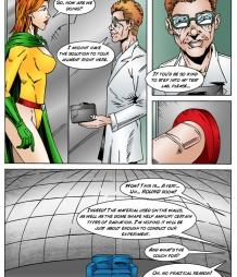 Megachick meets Eugene! – Part 1