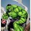 Hulk comics. Part I. Wonder Woman and Hulk in heated one on one!