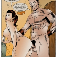 Little Red Riding Hood meets the Hunter's Cock – Part 2