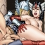 Lady Sif gets hardcore anal sex from Thor's massive cock!