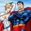 Power Girl gets drilled by Superman's dick of steel!