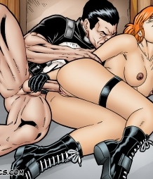 the Punisher and Rachel Cole-Alves gallery – last Leandro gallery